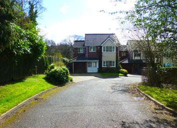 Thumbnail 4 bedroom detached house to rent in The Woodlands, Halesowen, Birmingham