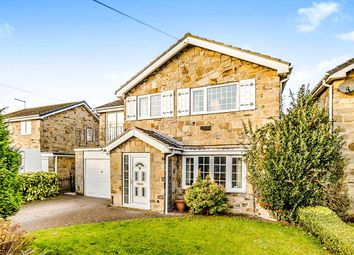 Thumbnail 4 bed detached house for sale in Eastfield Drive, Kirkburton, Huddersfield
