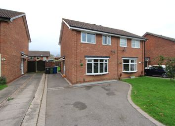 Thumbnail 3 bed semi-detached house for sale in Greenheart, Amington, Tamworth