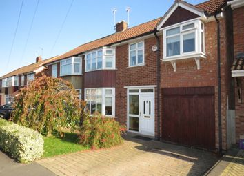 Thumbnail 5 bed semi-detached house for sale in Ledwell Drive, Glenfield, Leicester