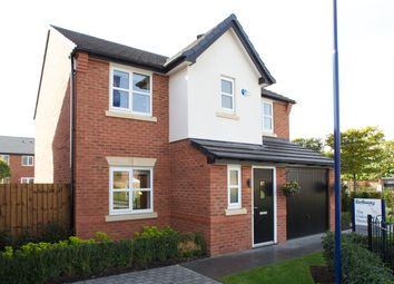 Thumbnail 4 bed detached house for sale in Crompton Way, Bolton