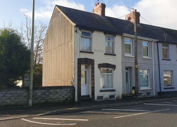2 bed end terrace house for sale in Bassett Terrace, Llanelli SA15