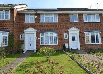 Thumbnail 3 bed terraced house for sale in Goldcrest Walk, Seasalter, Whitstable