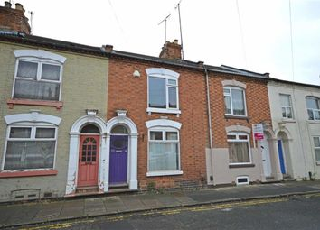 Thumbnail 4 bed terraced house for sale in Overstone Road, Northampton