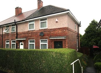 Thumbnail 2 bedroom terraced house for sale in Longley Crescent, Sheffield