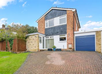 Thumbnail 3 bed detached house for sale in Hazelwood Road, Oxted, Surrey