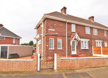 Thumbnail 3 bed semi-detached house for sale in Conisbrough, Doncaster
