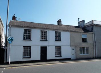Thumbnail 3 bed end terrace house for sale in Fore Street, St Blazey, Par