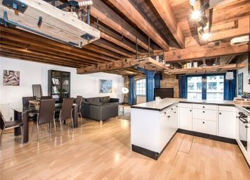 Thumbnail 3 bedroom flat for sale in New Concordia Wharf, Mill Street, London
