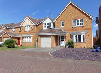 Thumbnail 4 bed detached house for sale in Tollymore Park, Kingswood, Hull