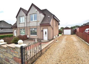 Thumbnail 2 bed semi-detached house for sale in Westcraigs Road, Harthill