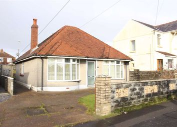 Thumbnail 2 bed detached bungalow for sale in Frampton Road, Gorseinon, Swansea