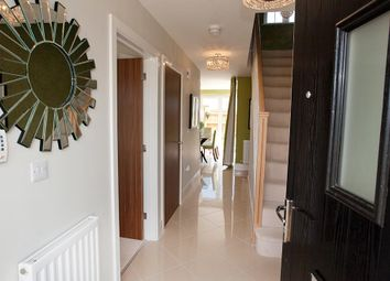 "Thumbnail 4 bed detached house for sale in ""The Tetbury"" at Aslakr Park, Abbey Lane, Aslockton"