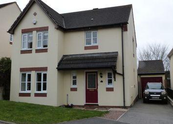 Thumbnail 3 bed detached house for sale in Harvest Lane, Bideford