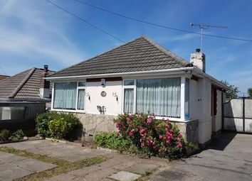 Thumbnail 2 bedroom bungalow for sale in Rossmore Road, Parkstone, Poole