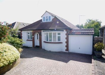 Thumbnail 4 bed detached bungalow for sale in Burleigh Way, Cuffley, Potters Bar