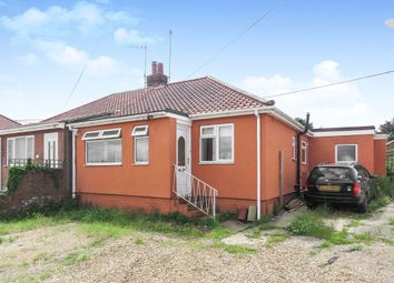 Thumbnail 4 bedroom semi-detached bungalow for sale in Olive Road, New Costessey, Norwich