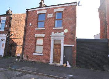 Thumbnail 3 bedroom end terrace house for sale in Illingworth Road, Preston