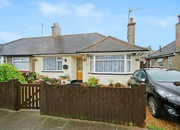 Thumbnail 3 bed semi-detached bungalow for sale in Ferndale Road, The Headlands, Northampton