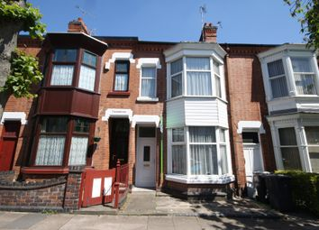 3 bed terraced house to rent in Harrow Road, Leicester LE3