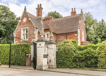 Thumbnail 5 bed detached house for sale in Manor Road, Woodford Green