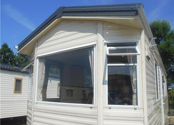 Thumbnail 2 bed mobile/park home for sale in Manor Park Holiday Village, Manor Road, Hunstanton
