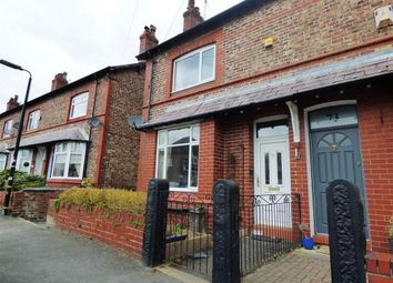 Thumbnail 3 bed terraced house to rent in Hermitage Road, Hale