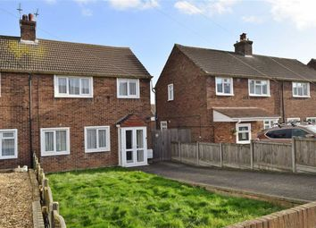 Thumbnail 3 bed semi-detached house for sale in Laburnum Avenue, Swanley