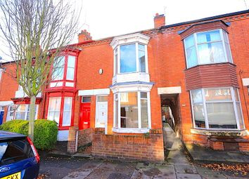 Thumbnail 2 bed terraced house for sale in Barclay Street, Leicester