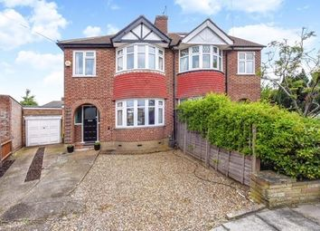 Thumbnail 3 bedroom semi-detached house for sale in Lawrence Road, Hampton