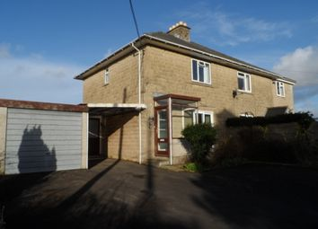 Thumbnail 2 bed semi-detached house for sale in Quarry Close, Stoney Stoke, Wincanton