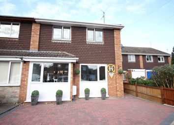 Thumbnail 3 bed semi-detached house for sale in Osier Close, Cherry Orchard, Worcester