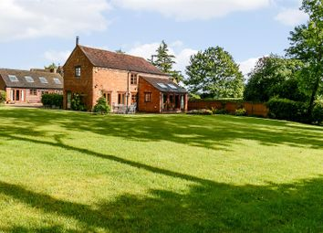 Thumbnail 5 bed detached house for sale in Astwood Lane, Stoke Prior, Bromsgrove, Worcestershire