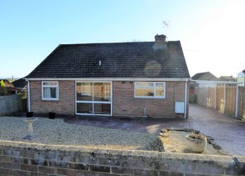 Thumbnail 3 bed bungalow for sale in Wraxhill Road, Yeovil