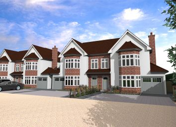 Thumbnail 4 bed semi-detached house for sale in Nightingale Close, Station Road, Tring