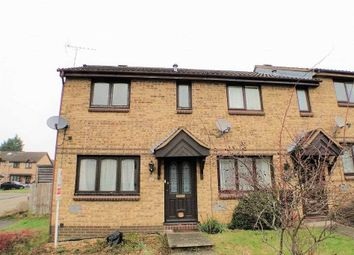 Thumbnail 2 bed end terrace house for sale in Westwood Close, Great Holm, Milton Keynes
