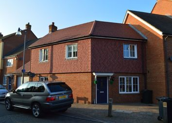 Thumbnail 3 bed terraced house for sale in Poppy Mead, Kingsnorth, Ashford