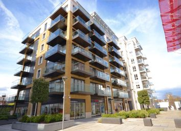 Thumbnail 1 bed flat for sale in Faulkner House, Fulham Reach