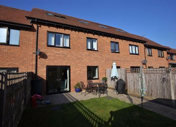 Thumbnail 4 bed terraced house for sale in Teddington Drive, Leybourne, West Malling
