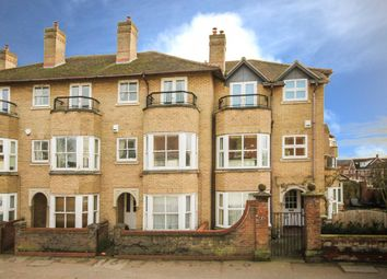 Thumbnail 3 bed town house for sale in Oakfield Place, Old Station Road, Newmarket