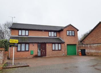 Thumbnail 4 bed detached house for sale in Sandpiper Bridge, Covingham, Swindon