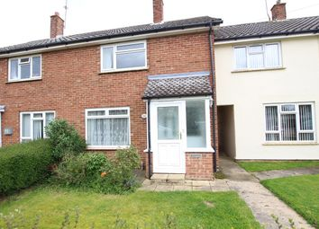 Thumbnail 2 bed terraced house for sale in Crowcroft Road, Nedging Tye, Ipswich, Suffolk