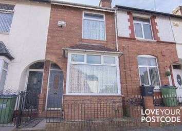 Thumbnail 2 bed terraced house for sale in Oakwood Road, Bearwood, Smethwick