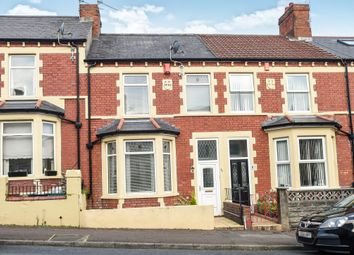 Thumbnail 4 bed terraced house for sale in St. Marys Avenue, Barry