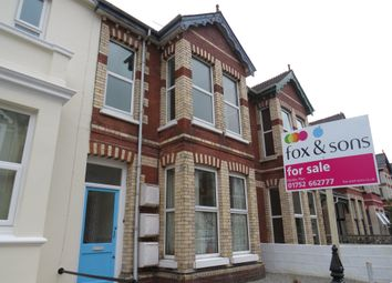Thumbnail 2 bed flat for sale in Salisbury Road, Lipson, Plymouth