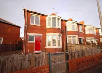 3 bed end terrace house to rent in Westmorland Avenue, Blackpool FY1