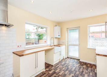 Thumbnail 4 bed bungalow to rent in Harcourt Road, Blackpool