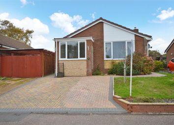 Thumbnail 3 bed detached bungalow for sale in Cliston Avenue, Exmouth, Devon