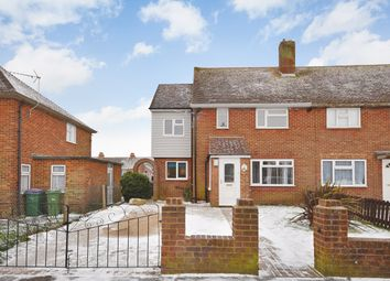 Thumbnail 4 bed end terrace house for sale in Biggins Wood Road, Folkestone