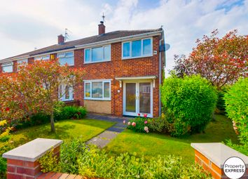 Thumbnail 3 bed terraced house for sale in Durham Road, Eston, Middlesbrough